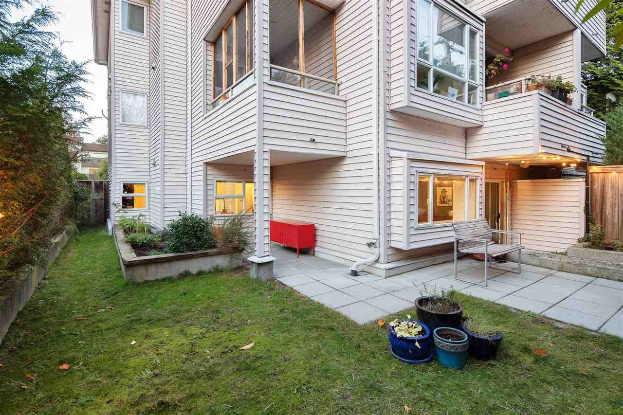 """Photo 23: Photos: 102 788 E 8TH Avenue in Vancouver: Mount Pleasant VE Condo for sale in """"Chelsea Court"""" (Vancouver East)  : MLS®# R2515993"""