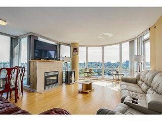 "Photo 3: 2302 1077 MARINASIDE Crescent in Vancouver: Yaletown Condo for sale in ""MARINASIDE RESORT"" (Vancouver West)  : MLS®# V1066031"