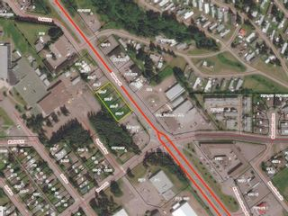 Photo 2: LOT 4-7 W 16 Highway in Smithers: Smithers - Town Land Commercial for sale (Smithers And Area (Zone 54))  : MLS®# C8038974
