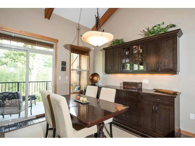 """Photo 6: Photos: 85 24185 106B Avenue in Maple Ridge: Albion Townhouse for sale in """"TRAILS EDGE BY OAKVALE"""" : MLS®# V1143588"""