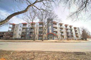 Photo 1: 102 10611 117 Street in Edmonton: Zone 08 Condo for sale : MLS®# E4236621