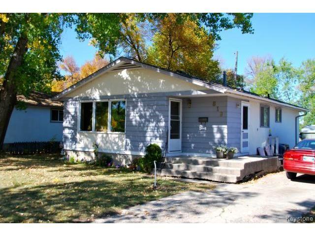 Main Photo: 819 Victoria Avenue East in WINNIPEG: Transcona Residential for sale (North East Winnipeg)  : MLS®# 1321199