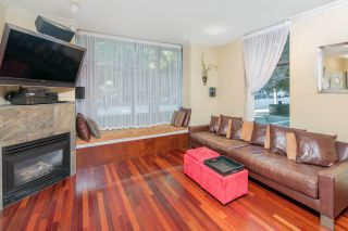 """Photo 6: 105 928 RICHARDS Street in Vancouver: Yaletown Townhouse for sale in """"SAVOY"""" (Vancouver West)  : MLS®# R2188687"""