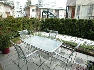 """Photo 11: 91 9229 UNIVERSITY Crescent in Burnaby: Simon Fraser Univer. Townhouse for sale in """"SERENITY"""" (Burnaby North)  : MLS®# V692765"""