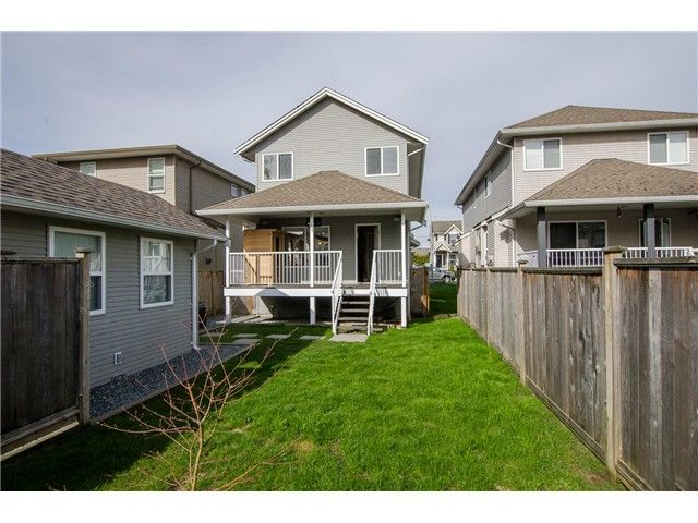Photo 18: Photos: 34626 5TH Avenue in Abbotsford: Poplar House for sale : MLS®# F1434523