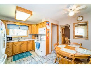 Photo 6: 1455 Somerville Avenue in WINNIPEG: Manitoba Other Residential for sale : MLS®# 1419393