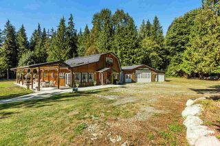 Photo 9: 27372 DEWDNEY TRUNK Road in Maple Ridge: Northeast House for sale : MLS®# R2243601