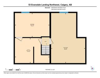 Photo 33: 53 EVANSDALE Landing NW in Calgary: Evanston Detached for sale : MLS®# A1104806