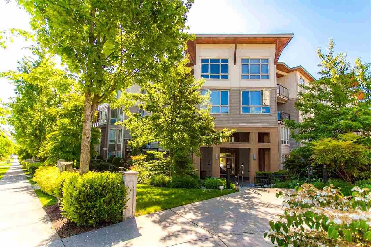 """Main Photo: 417 15918 26 Avenue in Surrey: Grandview Surrey Condo for sale in """"The Morgan"""" (South Surrey White Rock)  : MLS®# R2353153"""