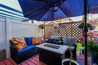 """Photo 32: 10 7250 122 Street in Surrey: East Newton Townhouse for sale in """"STRAWBERRY HILL"""" : MLS®# R2622818"""