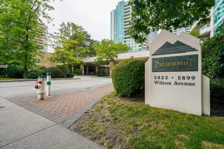 """Photo 27: 1804 5833 WILSON Avenue in Burnaby: Central Park BS Condo for sale in """"PARAMOUNT TOWER 1 BY BOSA"""" (Burnaby South)  : MLS®# R2613011"""
