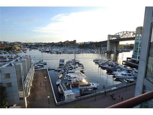 Main Photo: 510 990 BEACH AVENUE in : Yaletown Condo for sale : MLS®# V949226