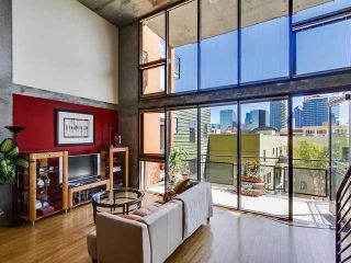 Photo 3: DOWNTOWN Condo for sale : 1 bedrooms : 1780 Kettner Boulevard #502 in San Diego