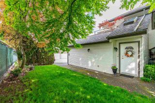 Photo 3: 27 19160 119 Avenue in Pitt Meadows: Central Meadows Townhouse for sale : MLS®# R2578173