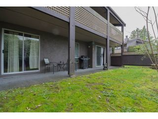 """Photo 18: 214 34909 OLD YALE Road in Abbotsford: Abbotsford East Townhouse for sale in """"The Gardens~"""" : MLS®# R2254662"""