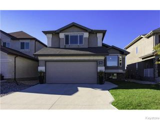 Main Photo: 78 Sabourin Place in WINNIPEG: Windsor Park / Southdale / Island Lakes Residential for sale (South East Winnipeg)  : MLS®# 1527004