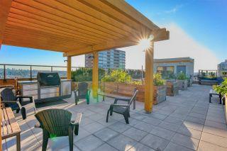 "Photo 19: 409 3971 HASTINGS Street in Burnaby: Vancouver Heights Condo for sale in ""VERDI"" (Burnaby North)  : MLS®# R2410838"