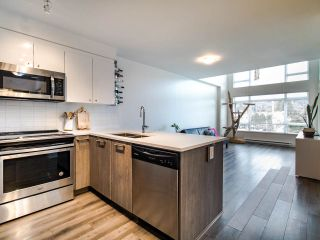 "Photo 7: 507 2525 CLARKE Street in Port Moody: Port Moody Centre Condo for sale in ""THE STRAND"" : MLS®# R2493487"