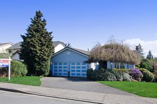 Photo 1: 445 ALOUETTE Drive in Coquitlam: Coquitlam East House for sale : MLS®# R2050346