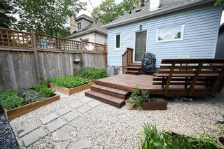 Photo 24: 328 Morley Avenue in Winnipeg: Lord Roberts Residential for sale (1Aw)  : MLS®# 202117534