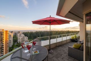 """Photo 2: 2501 6188 PATTERSON Avenue in Burnaby: Metrotown Condo for sale in """"The Wimbledon Club"""" (Burnaby South)  : MLS®# R2622030"""