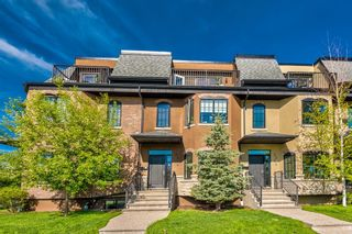 Main Photo: 3379 Erlton Street SW in Calgary: Erlton Row/Townhouse for sale : MLS®# A1113783