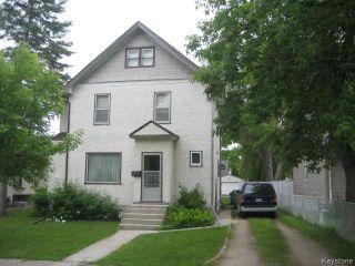 Photo 1: 161 Helmsdale Avenue in Winnipeg: East Kildonan Residential for sale (3C)  : MLS®# 1715945