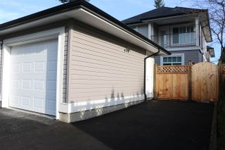Photo 20: 3183 JERVIS STREET in Port Coquitlam: Central Pt Coquitlam 1/2 Duplex for sale : MLS®# R2023569