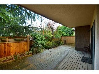 """Photo 8: 105 1235 W 15TH Avenue in Vancouver: Fairview VW Condo for sale in """"THE SHAUGHNESSY"""" (Vancouver West)  : MLS®# V920886"""