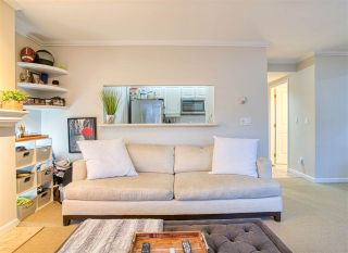 """Photo 5: 203 2825 ALDER Street in Vancouver: Fairview VW Condo for sale in """"Breton Mews"""" (Vancouver West)  : MLS®# R2480515"""