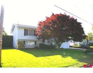 Photo 1: 10547 CONRAD Street in Chilliwack: Fairfield Island House for sale : MLS®# H2702226