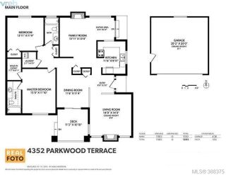 Photo 20: 4352 Parkwood Terr in VICTORIA: SE Broadmead Half Duplex for sale (Saanich East)  : MLS®# 780519