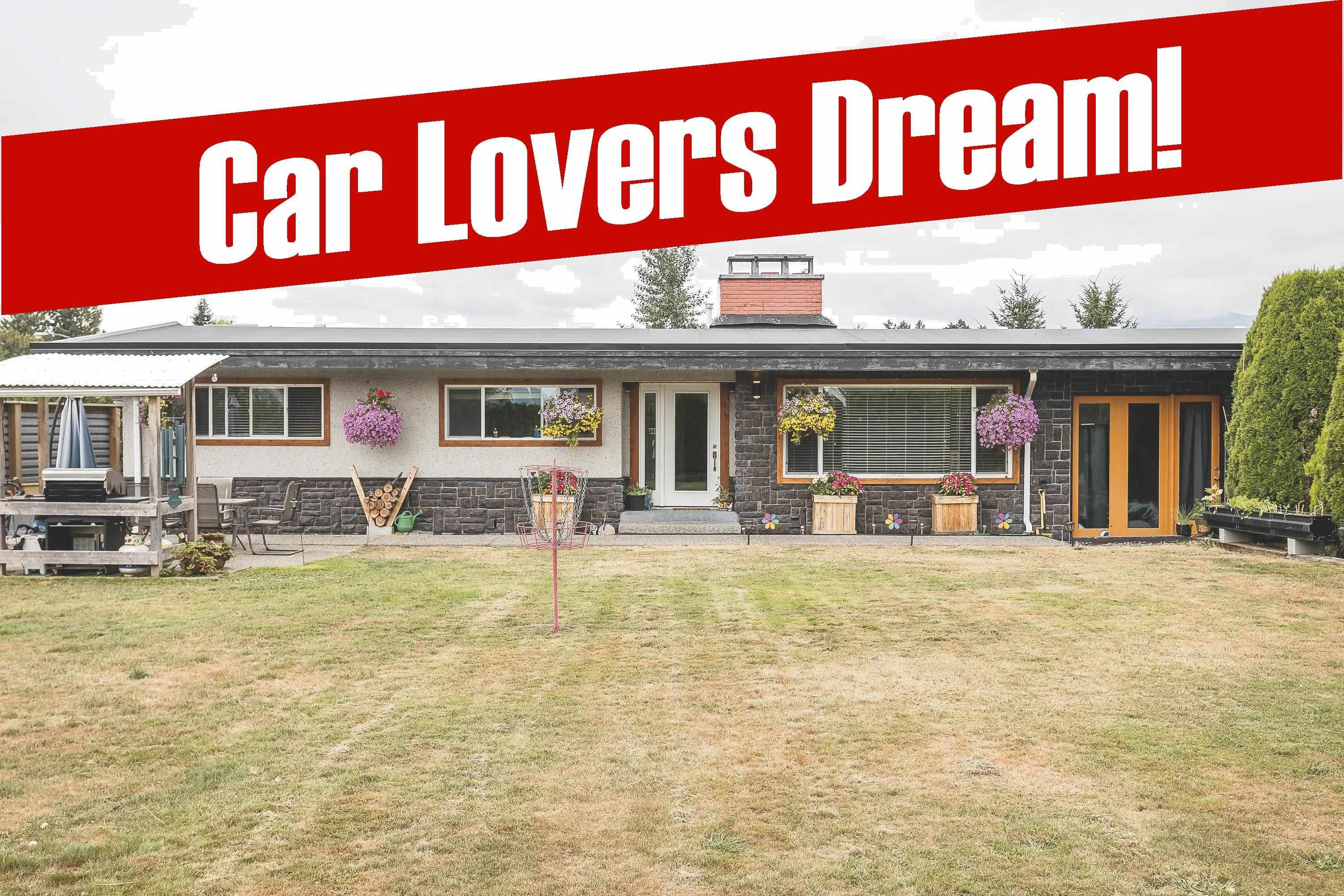 Main Photo: 23389 DEWDNEY TRUNK Road in Maple Ridge: East Central House for sale : MLS®# R2621825