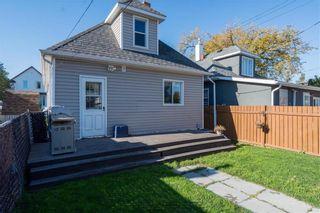 Photo 24: 225 Union Avenue West in Winnipeg: Elmwood Residential for sale (3A)  : MLS®# 202123317