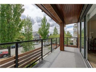 """Photo 9: 206 1661 E 2ND Avenue in Vancouver: Grandview VE Condo for sale in """"2ND & COMMERCIAL"""" (Vancouver East)  : MLS®# V1136892"""
