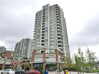 """Photo 1: 1104 4118 DAWSON Street in Burnaby: Brentwood Park Condo for sale in """"Tandem 1"""" (Burnaby North)  : MLS®# V1057568"""