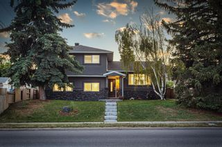 Main Photo: 4011 Charleswood Drive NW in Calgary: Brentwood Detached for sale : MLS®# A1125917