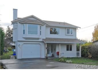 Main Photo: 735 Kelly Rd in VICTORIA: Co Hatley Park House for sale (Colwood)  : MLS®# 487988