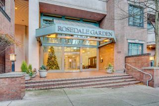 """Photo 32: 281 SMITHE Street in Vancouver: Downtown VW Townhouse for sale in """"ROSEDALE GARDENS"""" (Vancouver West)  : MLS®# R2545316"""