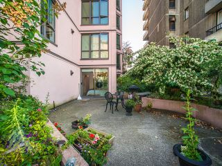 """Photo 18: 201 1265 BARCLAY Street in Vancouver: West End VW Condo for sale in """"1265 Barclay"""" (Vancouver West)  : MLS®# R2080754"""