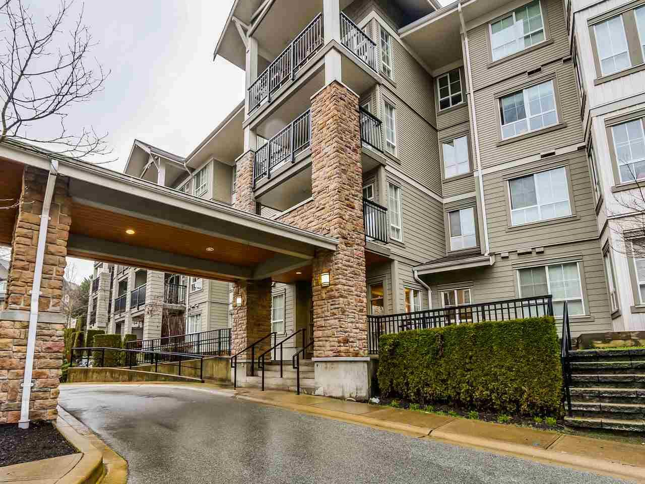 Main Photo: 205 9233 GOVERNMENT STREET in : Government Road Condo for sale : MLS®# R2028441