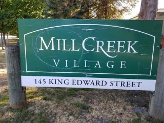 """Photo 32: 161 145 KING EDWARD Street in Coquitlam: Maillardville Manufactured Home for sale in """"MILL CREEK VILLAGE"""" : MLS®# R2584306"""
