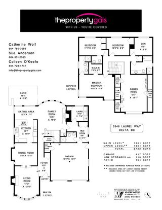 """Photo 20: 5346 LAUREL Way in Ladner: Hawthorne House for sale in """"Victory South"""" : MLS®# R2030940"""