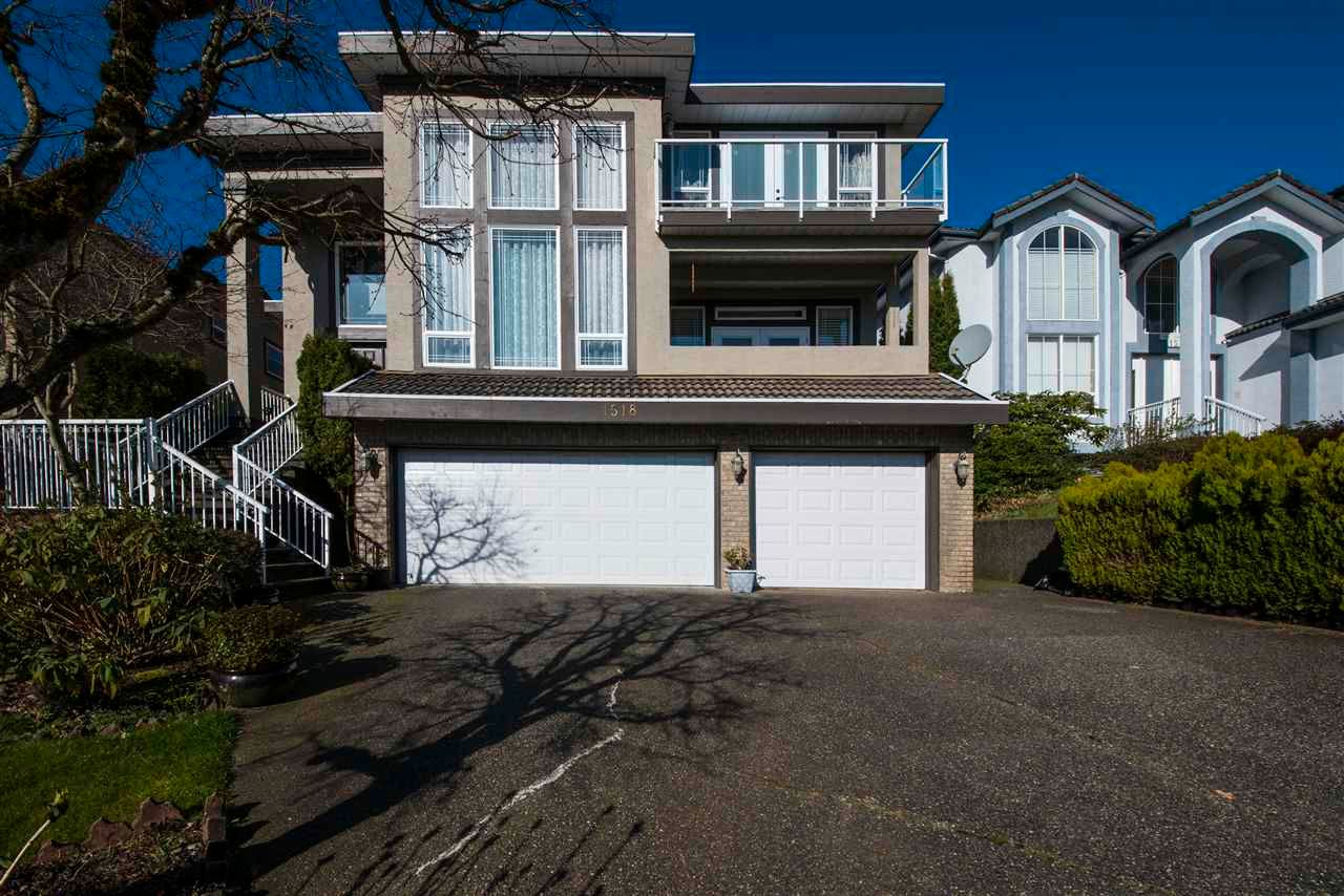 Main Photo: 1518 PURCELL Drive in Coquitlam: Westwood Plateau House for sale : MLS®# R2562600