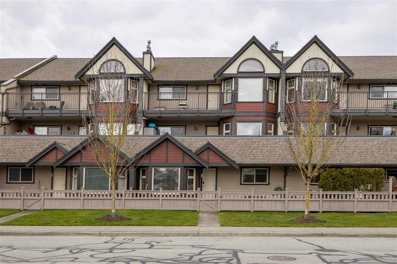 "Main Photo: A107 4811 53 Street in Delta: Hawthorne Condo for sale in ""Ladner Pointe"" (Ladner)  : MLS®# R2448968"