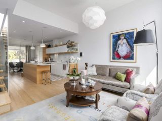 """Photo 5: 1887 W 2ND Avenue in Vancouver: Kitsilano Townhouse for sale in """"Blanc"""" (Vancouver West)  : MLS®# R2164681"""