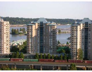 """Photo 7: 1201 1026 QUEENS Avenue in New_Westminster: Uptown NW Condo for sale in """"AMERA TERRACE"""" (New Westminster)  : MLS®# V774407"""