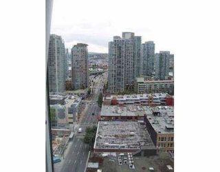 """Photo 6: 1903 1001 HOMER ST in Vancouver: Downtown VW Condo for sale in """"BENTLEY"""" (Vancouver West)  : MLS®# V558083"""