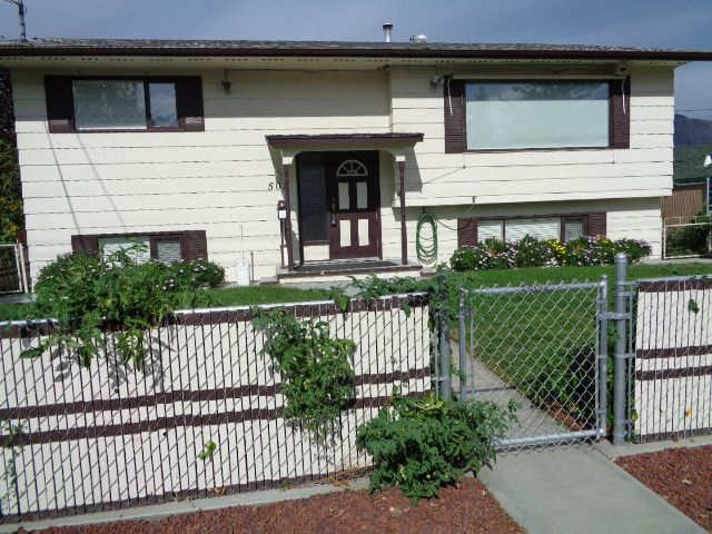 Main Photo: 508 ROYAL AVENUE in KAMLOOPS: NORTH SHORE House for sale : MLS®# 136772