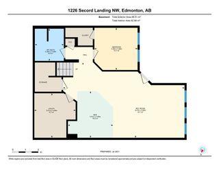 Photo 48: 1226 SECORD Landing in Edmonton: Zone 58 House for sale : MLS®# E4254285